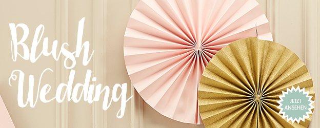 harmonie der farben mit blush wedding art und weise hochzeitsmanufactur. Black Bedroom Furniture Sets. Home Design Ideas