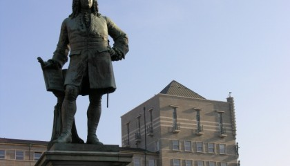 Offenes Rathaus am Sonntag, 13. Januar 2013. Sogar das Standesamt beantwortet Fragen.