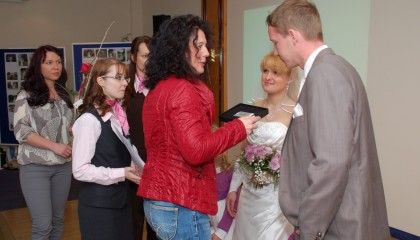 Brautpaar des Jahres: 8. Platz für beliebtes Brautpaar aus Domnitz, die hochzeitsmanufactur gratuliert!