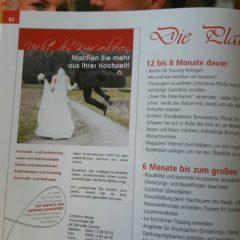 Sag Ja – Hochzeitsmagazin Sachsen-Anhalt 2016/2017