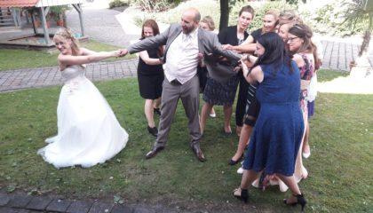 Sie hat ihn! Hochzeit von Martina & Torsten