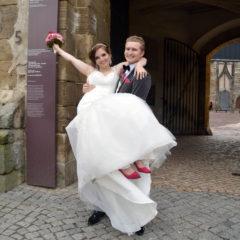 Heiraten in der Moritzburg Halle